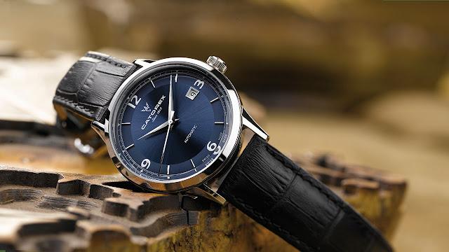 Catorex C'Vintage Watch blue dial