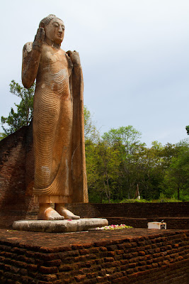 The Maligawila Buddha Statue - Maligawila, Sri Lanka