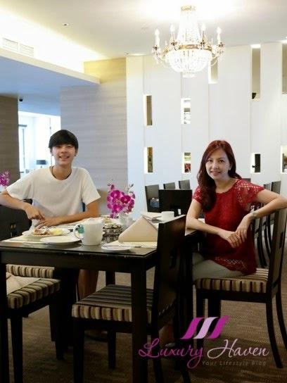 luxury haven reviews concorde hotel premier lounge