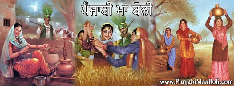 In Punjabi Language Essays