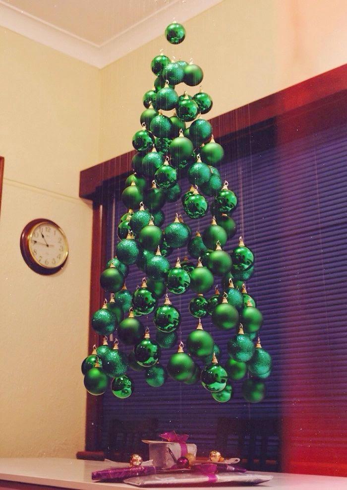 Mundo curioso: DIY en el último minuto: 10 árboles de Navidad ...