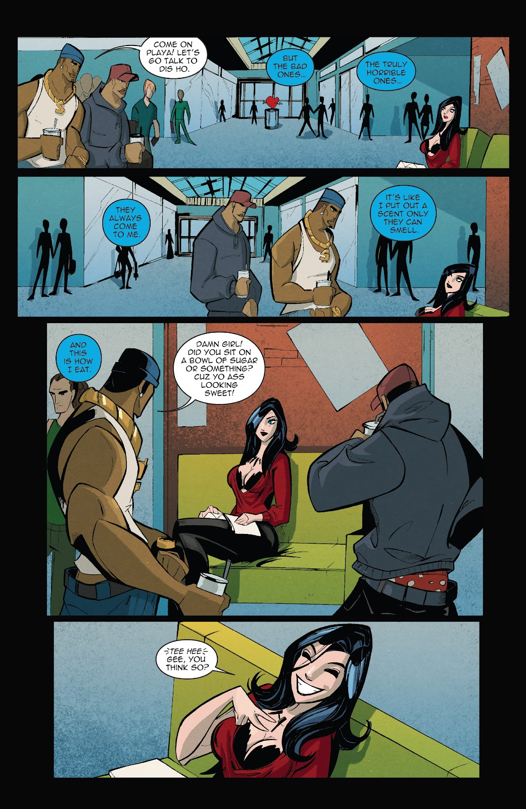 Zombie Tramp: VD Special Full Page 6
