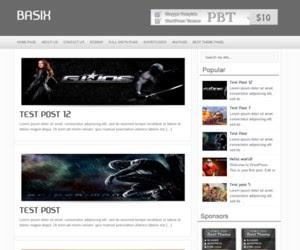 Denidi WordPress Themes