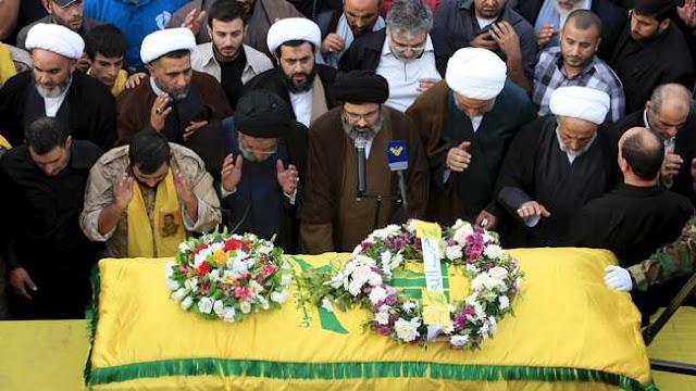 Komandan Terpenting Militer Syiah Hizbullah Tewas di Suriah