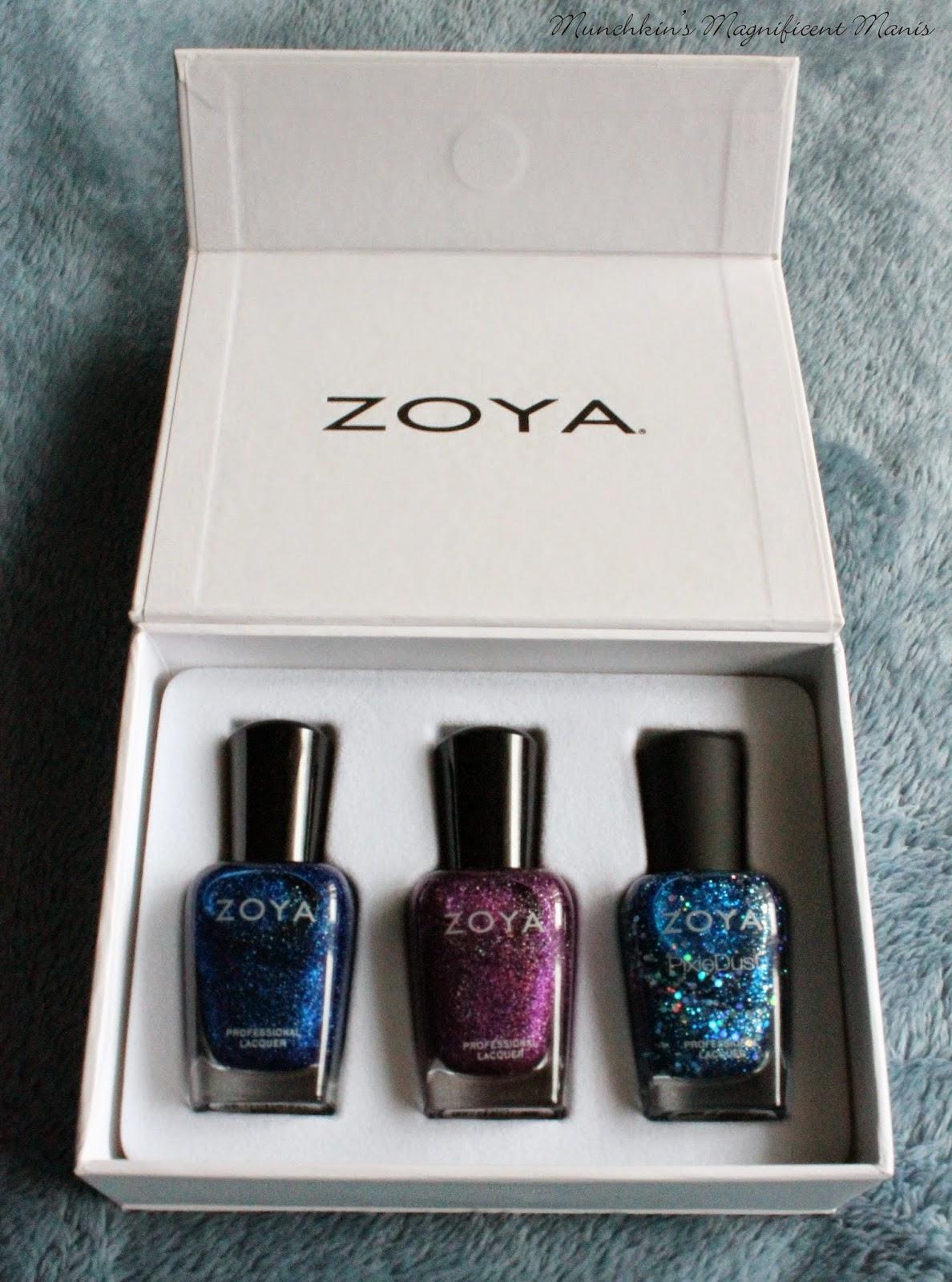 Zoya Dream box