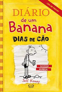 diario banana dias cao