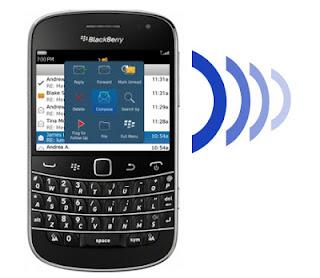 Cara Mengaktifkan WiFi di Blackberry