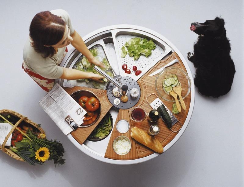 Aquastation evier de cuisine luisina boxdesign magazine - Evier cuisine design ...