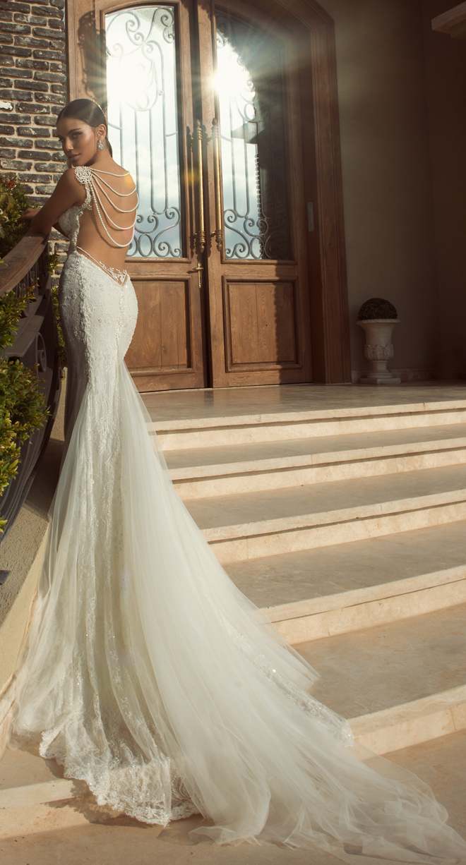 Galia Lahav 2014 The Empress Deck Bridal Collection Belle The Magazine