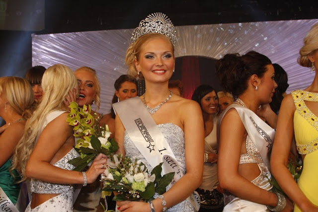 Miss Iceland World 2013 winner Sigridur Asgeirsdottir