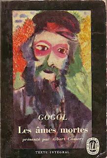 Les âmes mortes - Gogol
