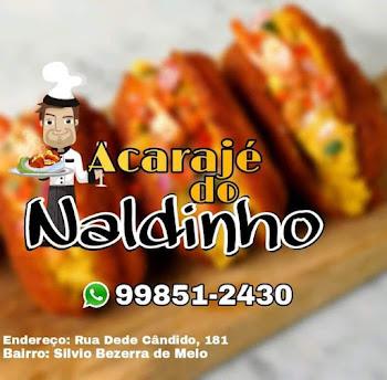 ACARAJÉ DO NALDINHO