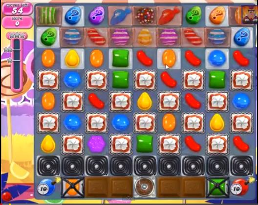 Level 303 | Candy Crush tips level 303