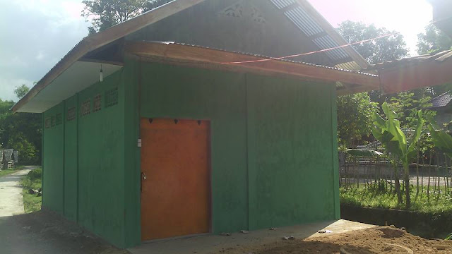 Gedung PKK (gambar 3) Gampong Kerumboek Kec. Peukan Baro Kab. Pidie - Aceh