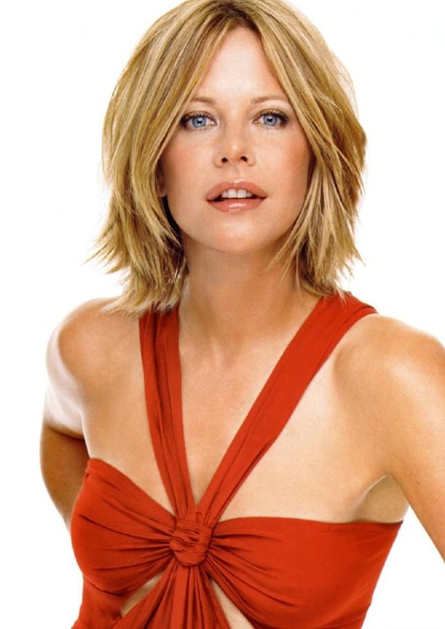 Actress Desktop Pics: Hollywood Heroine Meg Ryan Hot Pics