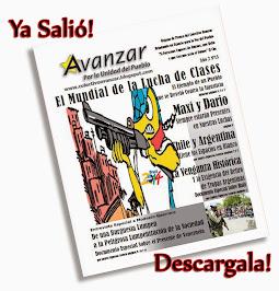 Prensa Avanzar Nº13
