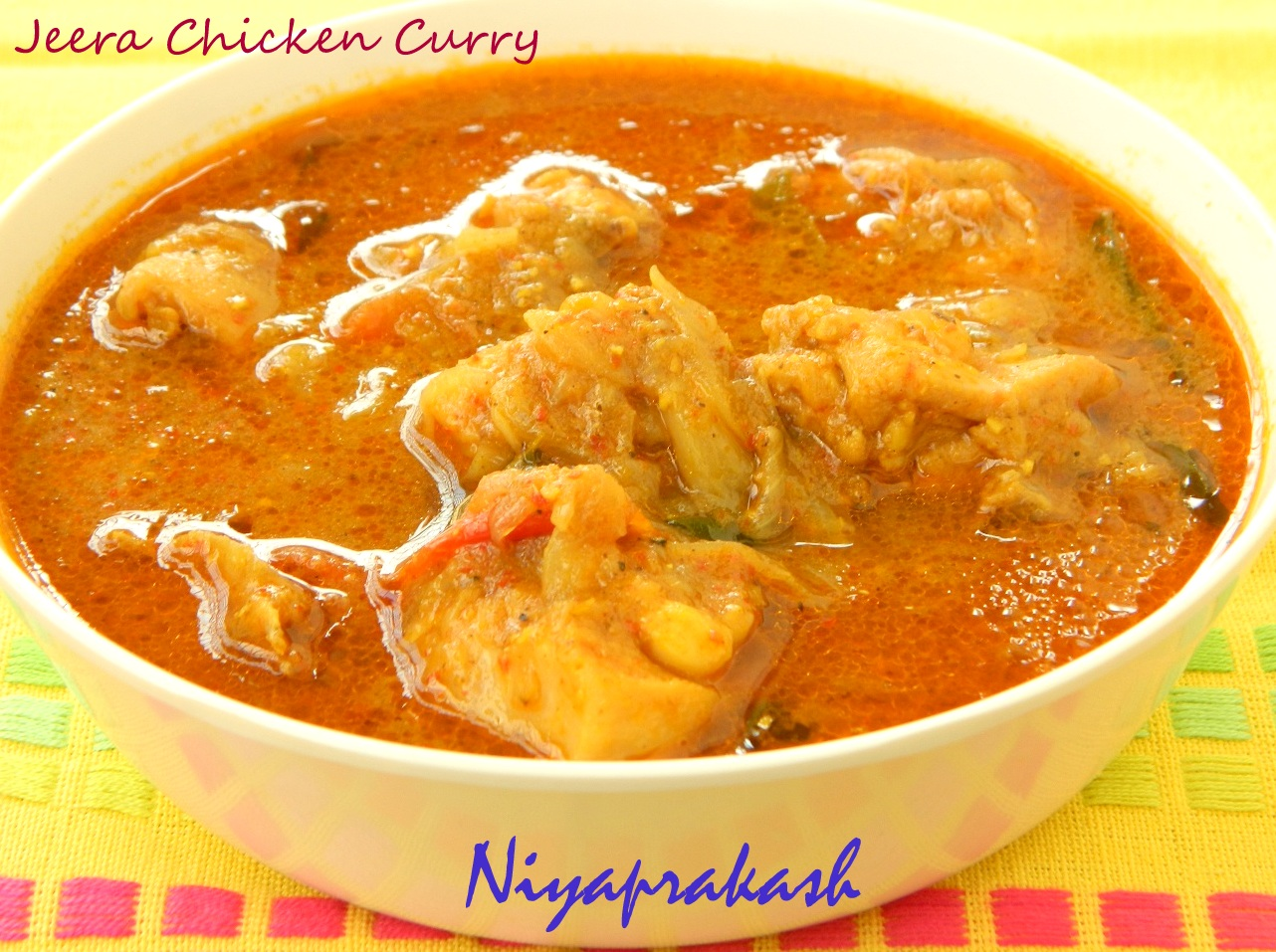 how to make the best indian chicken curry