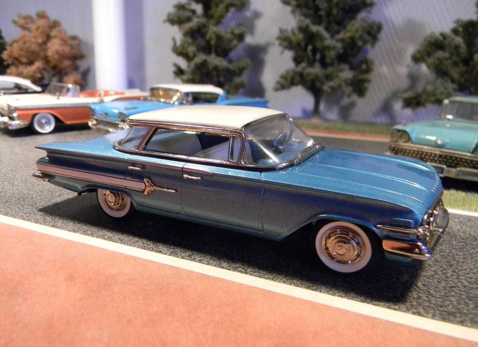 Chevrolet Impala 4 door sedan