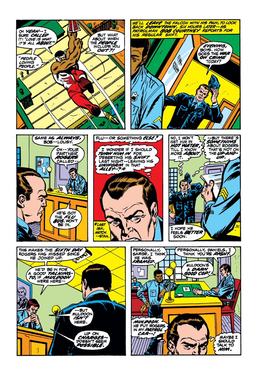 Captain America (1968) Issue #153 #67 - English 15