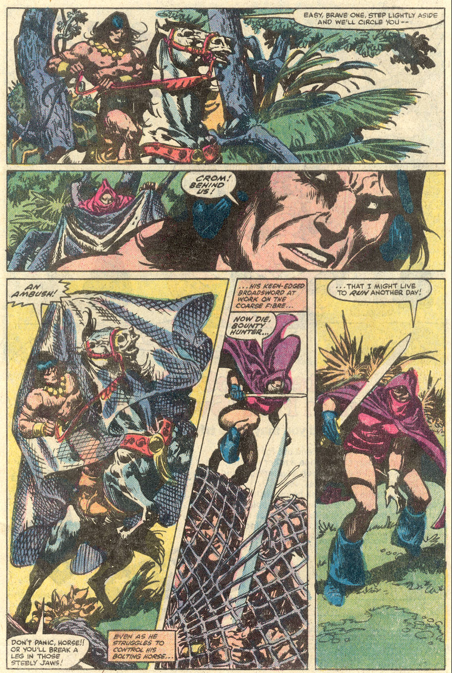 Conan the Barbarian (1970) Issue #134 #146 - English 4