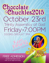 Chocolate & Chuckles 2015