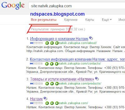 Сайт добавлен в индекс. Страницы проиндексилованы Гуглом. В гугле 37 страниц сайта.