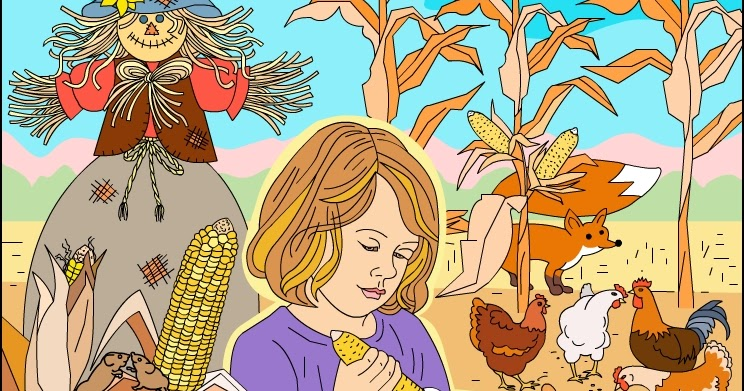Image Result For Free Harvest Coloring
