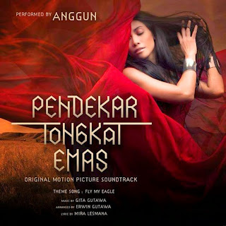 Anggun - Fly My Eagle (from Pendekar Tongkat Emas)