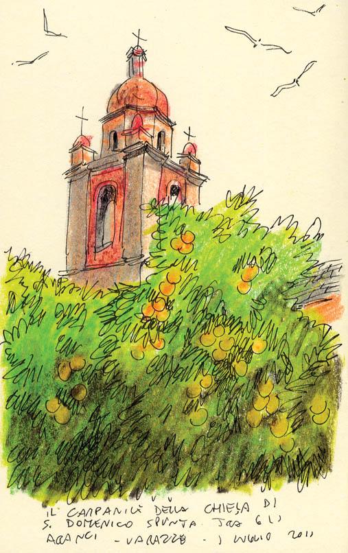 La casa senza nord campanile - La casa senza nord ...