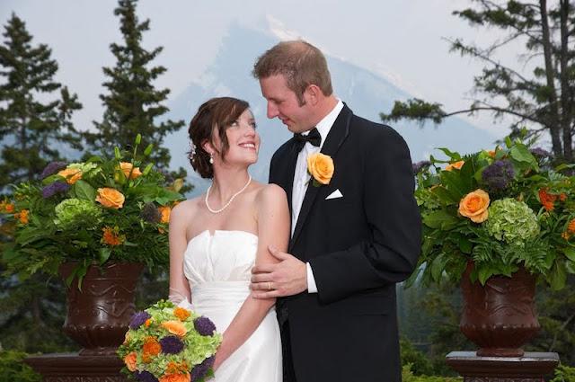 Jeff carmichael wedding