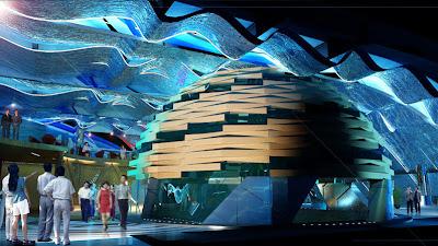Turkey pavilion - Expo 2012 Yeosu