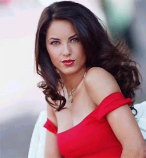 Barbara Mori Mexican Actress