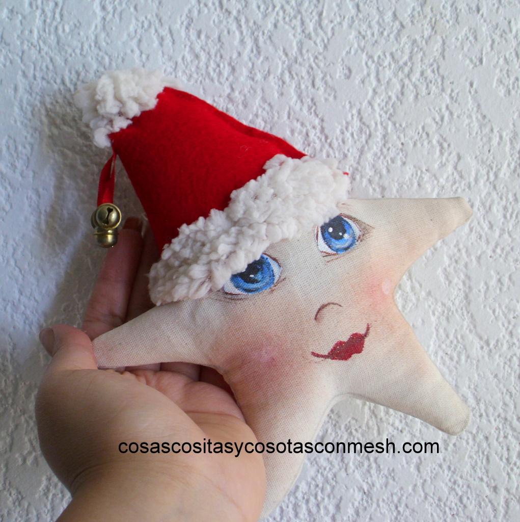 Adornos navide os para hacer en casa cositasconmesh for Como hacer adornos navidenos en casa