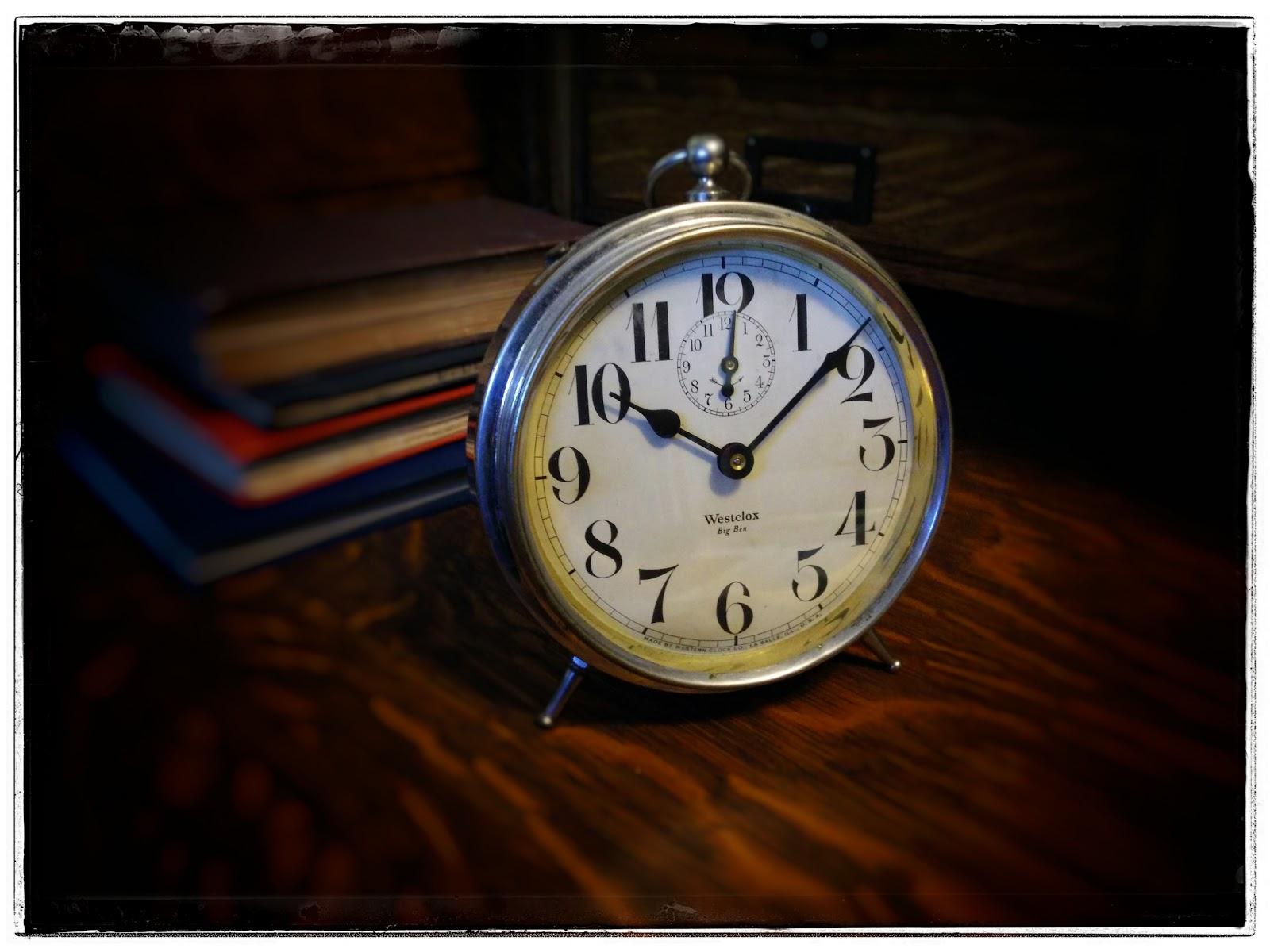 Westclox Big Ben Elgintime Vintage Horological