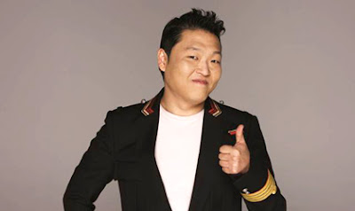 Psy Gangnam Style photo review