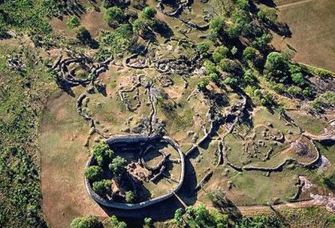 Monumen Kota Kuno