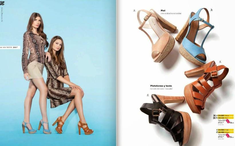 calzado Andrea primavera 2015