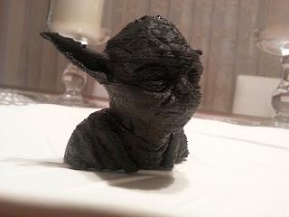 3D Printer Yoda
