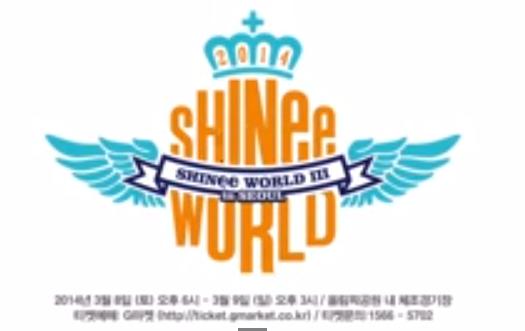 Download SM Rilis Teaser SHINee World III