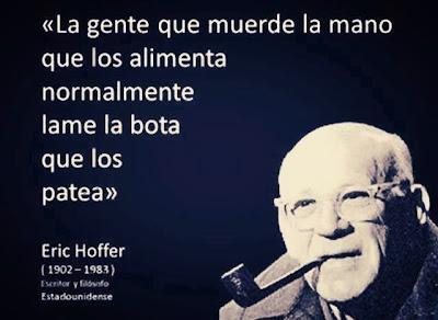 frases de Eric Hoffer