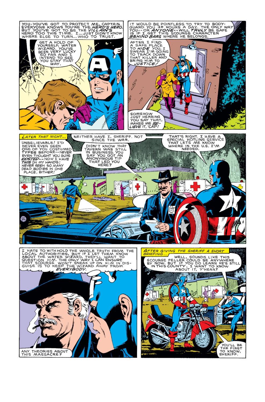 Captain America (1968) Issue #320 #248 - English 8