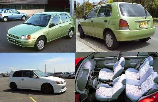 Toyota Starlet 1.3 Sli/EP91 – tahun 1997