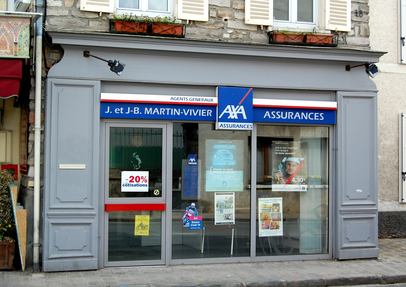 Histoire des commerces de milly la foret n 18 rue - Cabinet expertise comptable toulouse ...