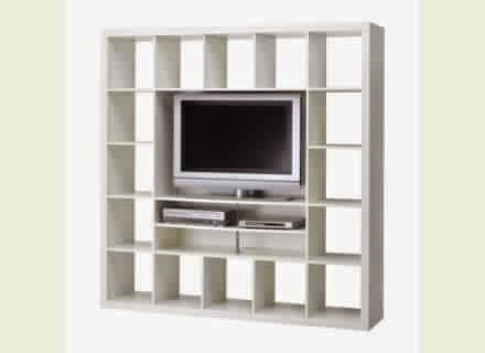 Meuble tv ikea expedit meuble tv for Meuble 5 cases ikea