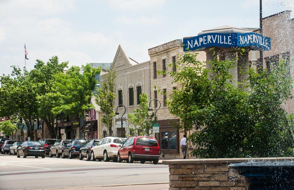 Naperville,Illinois