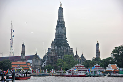Temple of Dawn - Bangkok - Thailand