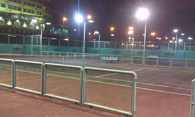 PKNS Tennis Court 3 & 4