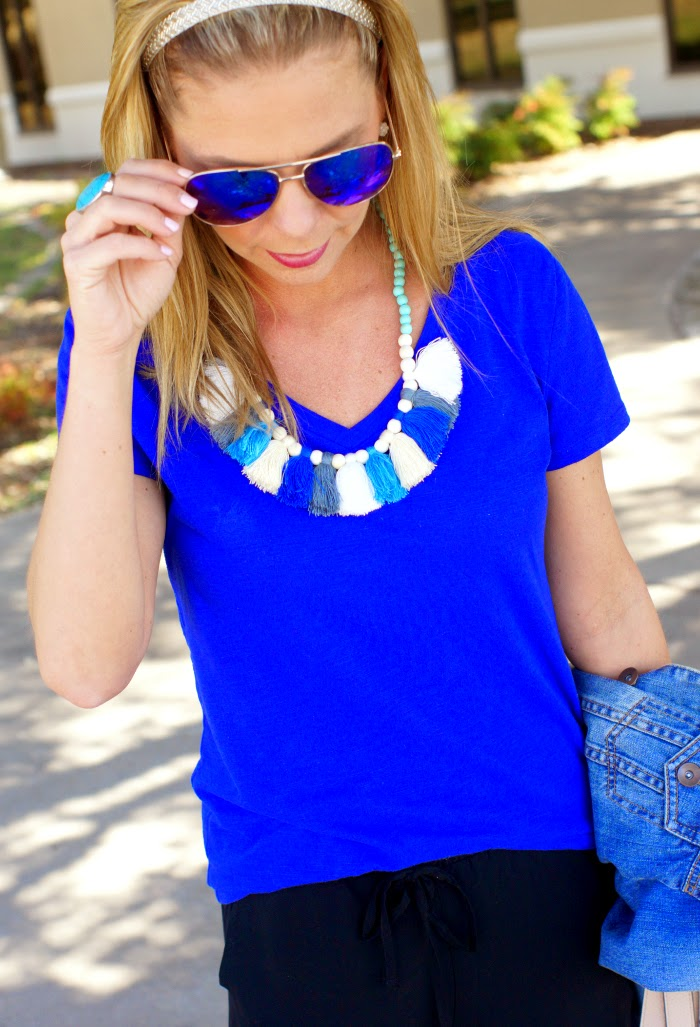 tassel trend for spring and summer