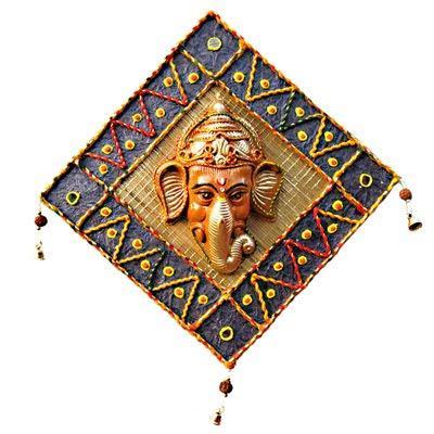 Ganesha murals wallpapers god wallpapers for Mural ganesha