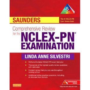 NCLEX - Saunders Comprehensive Review for the NCLEX-PN